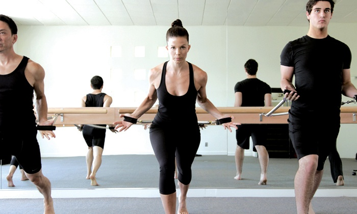 PHYSIQA - Piedmont Avenue: Four or Eight Fitness Classes, including Barrelates™, Xbarre, and More at PHYSIQA (Up to 56% Off)