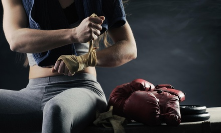 10 Boxing or Kickboxing Classes at Torch'd Kickboxing and Fitness Center (45% Off)