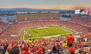 One G-pass To The Foster Farms Bowl Featuring Stanford And Maryland At Levi