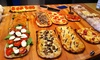 Trilussa Pizza & Pane – C$25.99 for a 2-Foot Pizza and Drinks