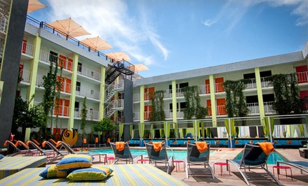 Stay for Two at The Clarendon Hotel in Phoenix; Dates Available into February 2015