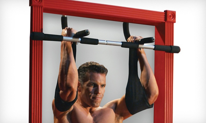 19 For An Iron Gym Pull Up Bar