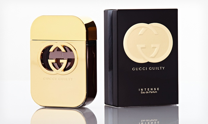 9f14bcda71 $54.99 for Gucci Guilty Intense Eau de Parfum Spray | Groupon