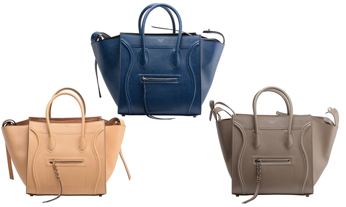 celine handbags designer