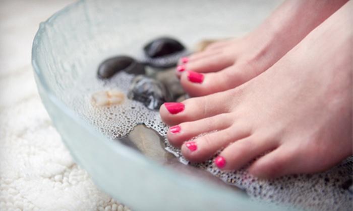 Nail Tech and More - Northampton: $25 for a Swedish Spa Pedicure at Nail Tech and More ($50 Value)