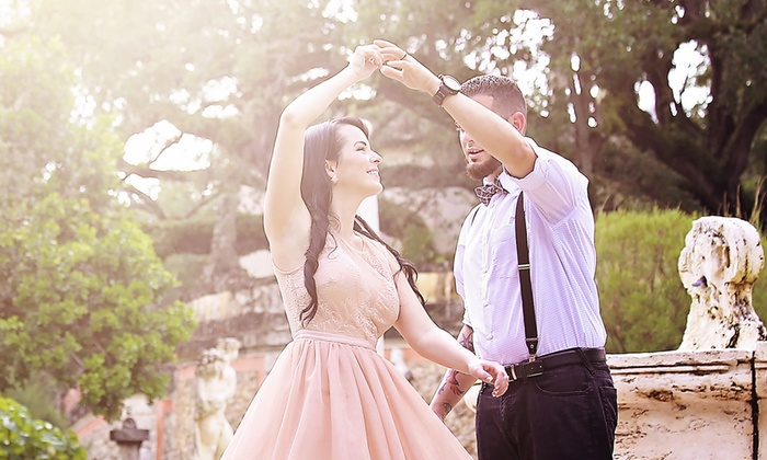 Baruh Dream Imagery Photography - Miami: 60-Minute Engagement Photo Shoot from Baruh Dream Imagery Photography (70% Off)
