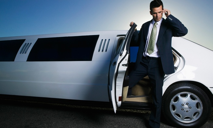 Clique Limousine Service - Brentwood: $50 for $100 Toward Limousine Services from Clique Limousine Service