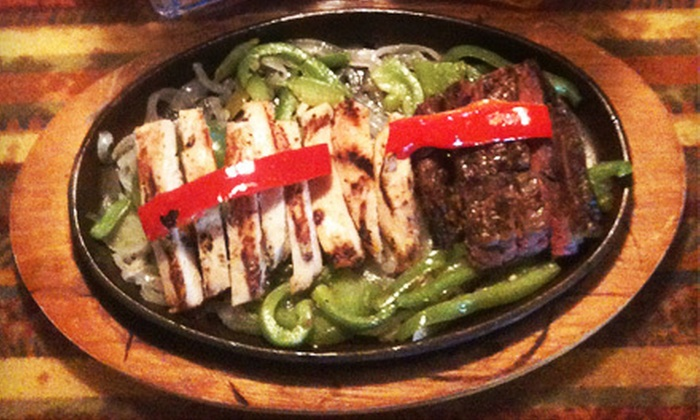 Amigos Original Tex-Mex - Waterford Lakes Town Center: $12 for $24 Worth of Tex-Mex Fare and Drinks at Amigos Original Tex-Mex