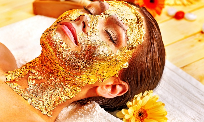 Carmel Day Spa & Salon - Carmel: $169 for a 24K Gold Collagen Facial at Carmel Day Spa & Salon ($380 Value)