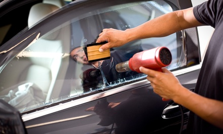 $115 for a Tint Package for a Car, Truck, Van, or SUV at Sunny Solutions Window Tinting ($270 Value)