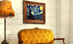 overstockArt.com: Hand-Painted Oil Reproductions from overstockArt.com (52% Off). Three Options Available.