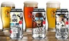 Barnstormer Brewing Co. - Air Craft Beer - Barnstormer Brewing: Billy Battered Pickles, Beer Flights, and Growlers at Barnstormer Brewing Co. - Air Craft Beer (40% Off)