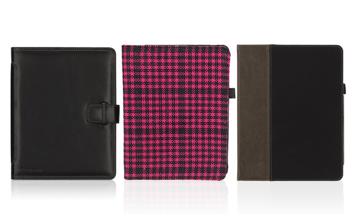 Griffin Elan iPad Case: $6.99 for a Griffin Elan iPad Folio or Passport Case ($49.99 List Price). Multiple Styles Available. Free Returns.