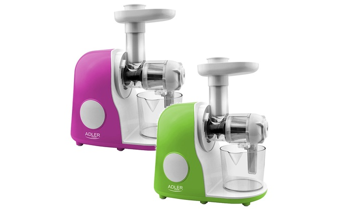 Slow Juicer Groupon : Adler Slow Juicer Groupon Goods