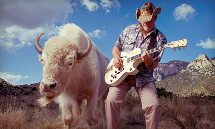 Ted Nugent's Great White Buffalo Tour - New Brunswick: $20 for Ted Nugent's Great White Buffalo Tour at State Theatre in New Brunswick on July 30 at 8 p.m. (Up to $53 Value)