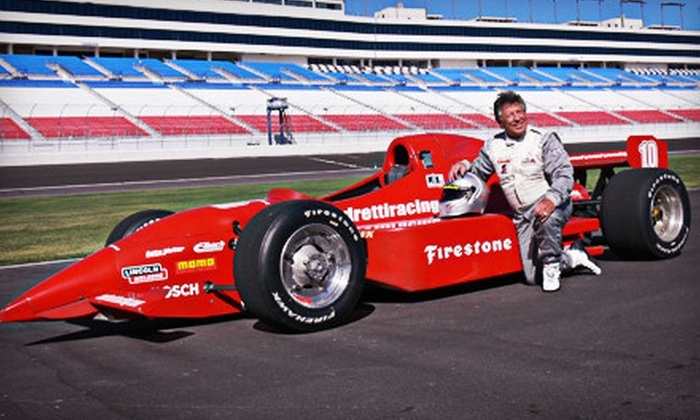 Mario Andretti Racing Experience - Charlotte Motor Speedway: Up to 51% Off Racing Experiences