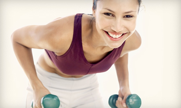 Total Fitness - Powdersville-Piedmont: $25 for a Three-Month Membership to Total Fitness ($276 Value)