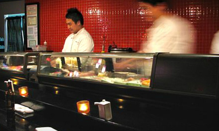 Sushi-Ai - Palatine: $10 for $20 Worth of Sushi and Drinks at Sushi-Ai in Palatine