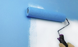 Walls R Us: Interior Painting for One or Two Rooms from Walls R Us (Up to 58% Off)