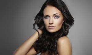 Penny Lane Salon: Haircut Packages at Penny Lane Salon (Up to 47% Off). Three Options Available.