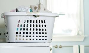 PrimaClean - Oratório: PrimaClean – Oratório: lavagem de 1 ou 2 cestos de roupas + edredom