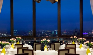 Galvin at Windows: Three-Course Lunch or Dinner with Bellini for One or Two at Galvin at Windows