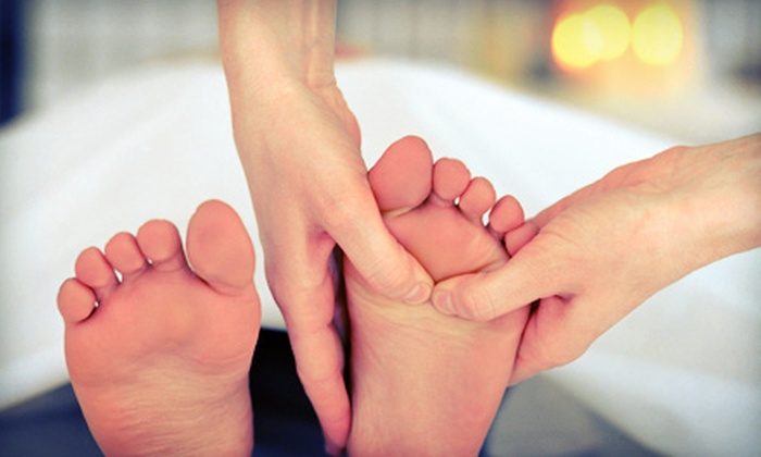 Atlas Studio - Cambridge: One or Two 60-Minute Reflexology Treatments at Atlas Studio (Up to 65% Off)