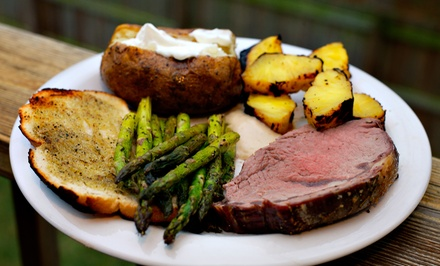 $17 for $30 Worth of American Food at John's Restaurant and Tavern