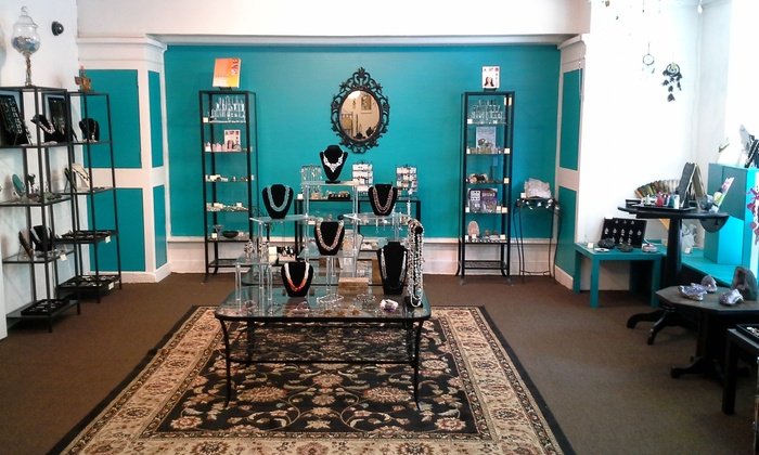 Inspired, A Metaphysical Boutique - New Tacoma: $10 for $20 Worth of Jewelry — Inspired, A Metaphysical Boutique