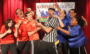 ComedySportz NYC: Improv Comedy Show or Improv 101 Course at ComedySportz NYC (Up to 70% Off)
