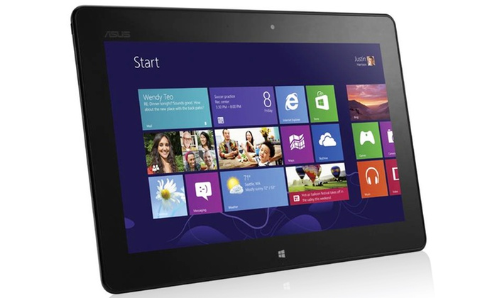 Asus 11.6-Inch Tablet with Microsoft Office 2013: Asus 11.6-Inch VivoTab (TF810C-C1-GR) with Microsoft Office 2013. Free Shipping and Returns.