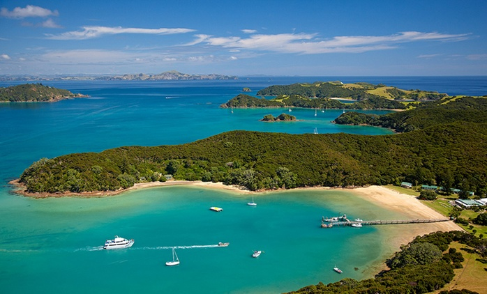 Kerikeri: From $269 for a Tropical Getaway with Breakfast, Late Check-Out and Parking for Two People at 88 Lodge