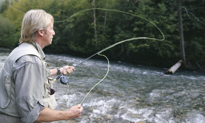 Flys and Guides - Ravenwood South: $153 for a 4-Hour Guided Fly-Fishing Trip for Two from Flys and Guides ($275 Value)