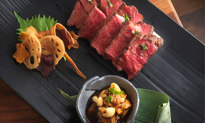 Hapa Izakaya - Kitsilano: Modern Japanese Cuisine at Hapa Izakaya (Half Off). Two Options Available.