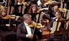 """Best of Tchaikovsky with the San Francisco Symphony - The Embarcadero: """"Best of Tchaikovsky"""" with the San Francisco Symphony at America's Cup Pavilion on July 20 (Up to Half Off)"""