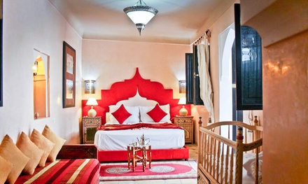 Marrakech: 3 of 4 nachten in 4* Riad Ain Marrakech Bay met ontbijt, transfer en retourvlucht vanaf EIN