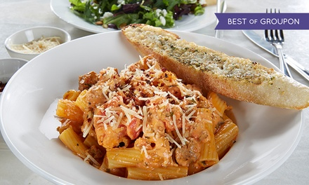 Upscale Mediterranean Cuisine for Lunch at Palomino (Up to 33% Off)