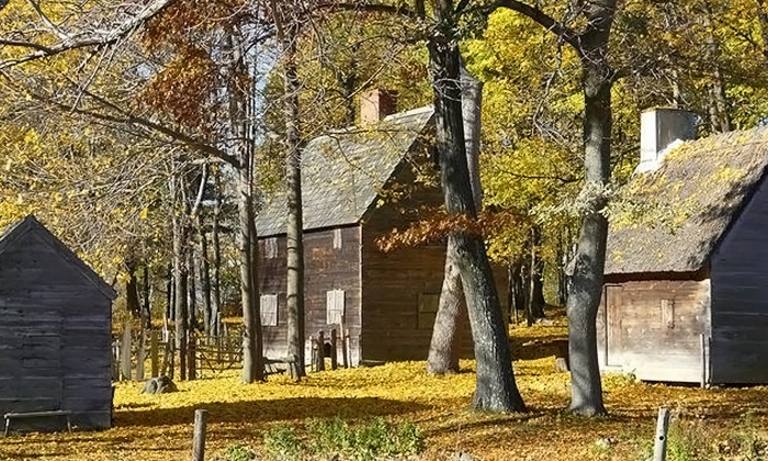 The Jonathan Corwin House / The Witch House - The Jonathan Corwin House / The Witch House: 17th Century Salem Experience for 2 or Up To 5 at The Jonathan Corwin House / The Witch House (Up to 51% Off)
