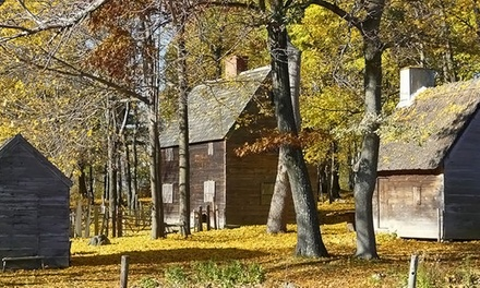 17th Century Salem Experience for 2 or Up To 5 at The Jonathan Corwin House / The Witch House (Up to 51% Off)