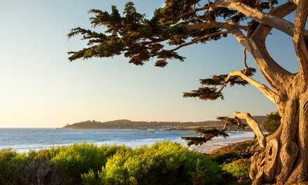 Stay at the Hotel Pacific in Monterey, CA, with Dates into August.