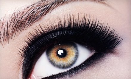 Full Set of Mink Eyelash Extensions with Optional Touchup at Unique Faces Make-Up Studio (Up to 83% Off)