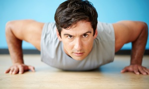 Platt-Form Fitness: 5 or 10 Bootcamp Training Sessions, or 16 Training Classes at Platt-Form Fitness (Up to 55% Off)