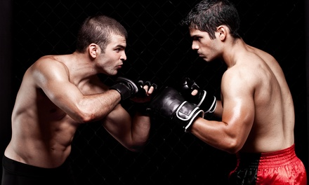4 or 10 Adult Krav Maga or Kids' Marital Arts Classes at Jeff Gears MMA (Up to 73% Off)