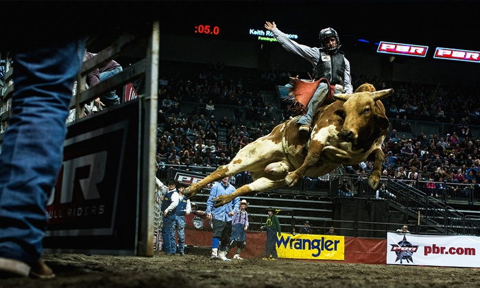 PBR: Built Ford Tough Series  - Chesapeake Energy Arena: PBR: Built Ford Tough Series Express Employment Professionals Invitational on January 22 or 24