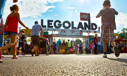 LEGOLAND® Windsor: Adult or Child Park Entry and Digital Photo Download (Up to 57% Off)