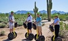 Segway of Scottsdale - Multiple Locations: Segway Tour of Old Town Night/Day or Tempe Town Lake from Segway of Scottsdale (Up to 47% Off)