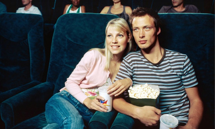 The New 400 Theaters - Rogers Park: $15 for Movie for Two with Popcorn and Drinks at The New 400 Theaters (Up to $30.50 Off)