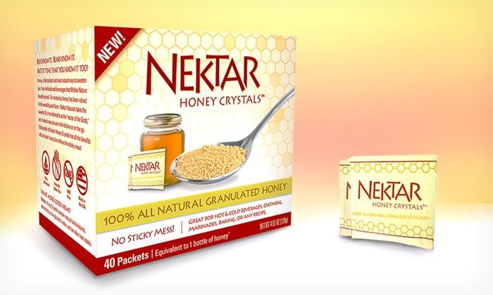 2-Pack of Nektar Honey Crystals: 2-Pack of Nektar Honey Crystals