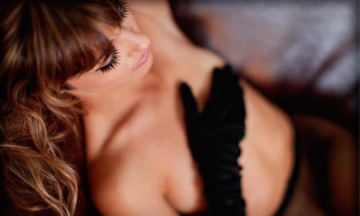 A+L Photo - Yorktown: On-Location Boudoir Photo Shoot with 10, 20, or 30 Edited Digital Images from A+L Photo (Up to 74% Off)