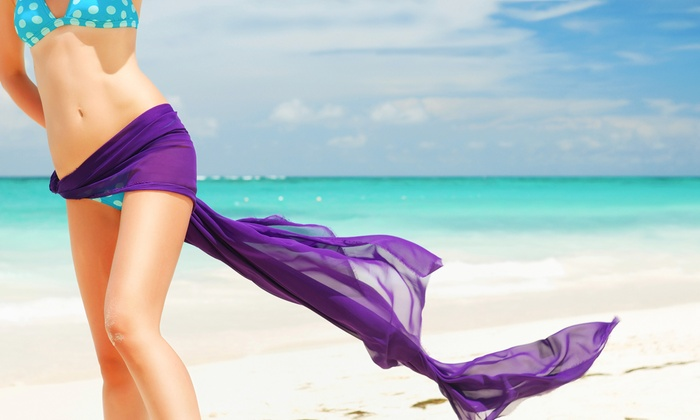 Relinquish Holistic Spa - North Druid Hills: 4, 8, or 10 Noninvasive Lipo-Cavitation Treatments at Relinquish Holistic Spa (Up to 95% Off)